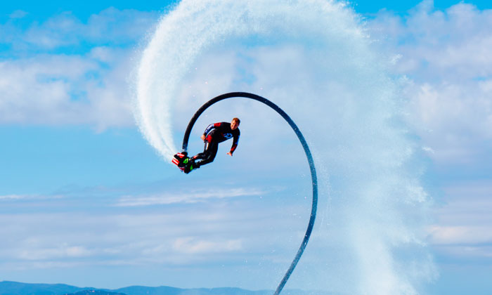 Flyboard en altea